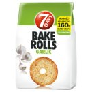7 Days Bake Rolls Garlic 160 g