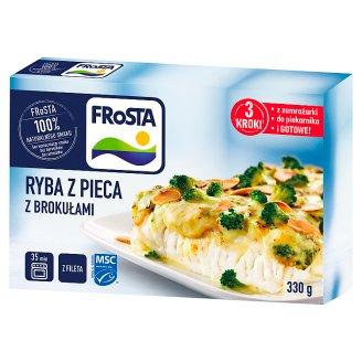 FRoSTA Roast Fish with Broccoli 330 g