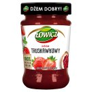 Łowicz Low Sugar Strawberry Jam 280 g