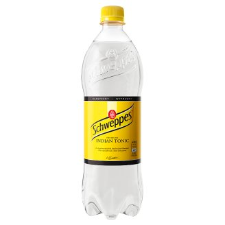 Schweppes Indian Tonic Sparkling Drink 0.9 L