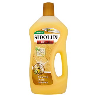 Sidolux Expert Panels and Wood Cleaner 750 ml