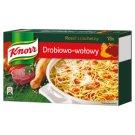 Knorr Rosół szlachetny drobiowo-wołowy 180 g (18 kostek)