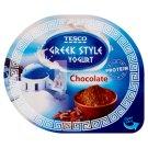 Tesco Jogurt naturalny typu greckiego z wsadem czekoladowym 140 g
