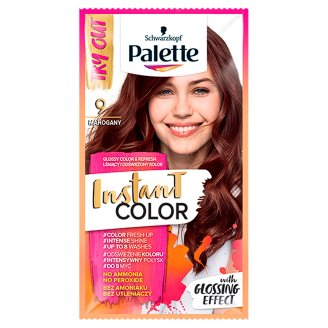 Palette Instant Color Coloring Shampoo Mahogany 9 25 ml