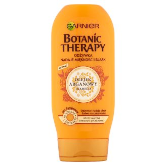 Garnier Botanic Therapy Argan Oil and Camelia Conditioner for Dull Hair 200 ml