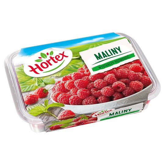 Hortex Raspberries 280 g