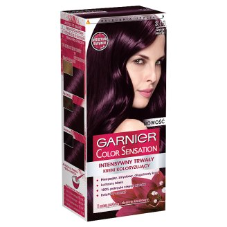 Garnier Color Sensation 3.16 Deep Amethyst Colouring Cream