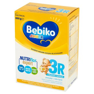 Bebiko Junior 3R Powdered Milk for Children after 1 Year Onwards 800 g