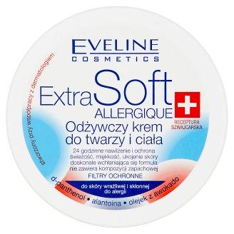 Eveline Cosmetics Extra Soft Nourishing Face and Body Cream 200 ml