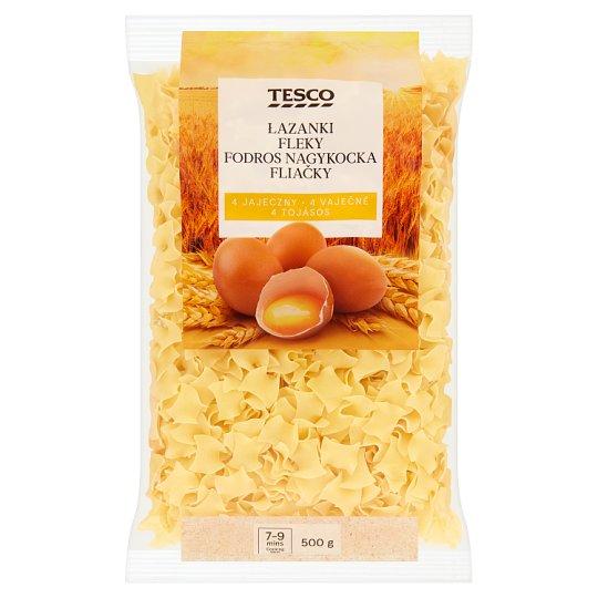 Tesco Squares 4 Egg Pasta 500 g