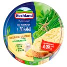 Hochland Cream Cheese in Portions with Herbs 180 g (8 Pieces)