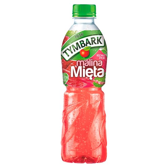 Tymbark Mint and Raspberry Drink 500 ml