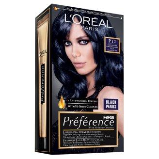L'Oréal Paris Féria Préférence Black Pearls Farba do włosów P12