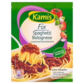 Kamis Fix Spaghetti Bolognese with Dried Tomatoes 45 g