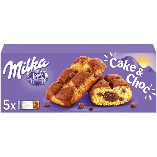 Milka Cake & Choc Cookies 175 g (5 Pieces)