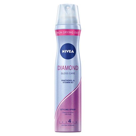 NIVEA Diamond Gloss Care Styling Spray 250 ml