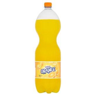 Tesco Orange Flavoured Sparkling Drink 2 L