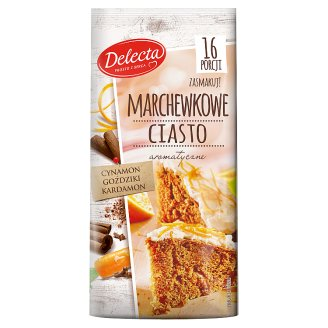 Delecta Carrot Powdered Cake 430 g