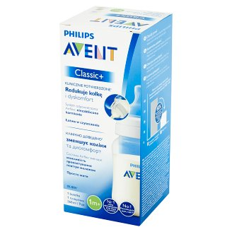Avent Classic+ Feeding Bottle after 1 month 260 ml