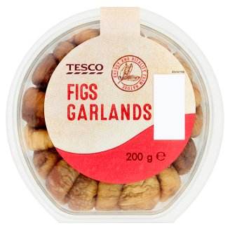 Tesco Figs Garlands 200 g