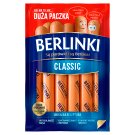 Morliny Berlinki Classic Pork Sausages 500 g