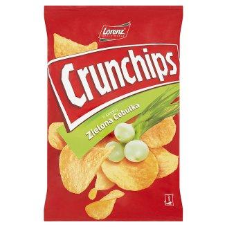 Crunchips Spring Onion Flavour Potato Chips 140 g