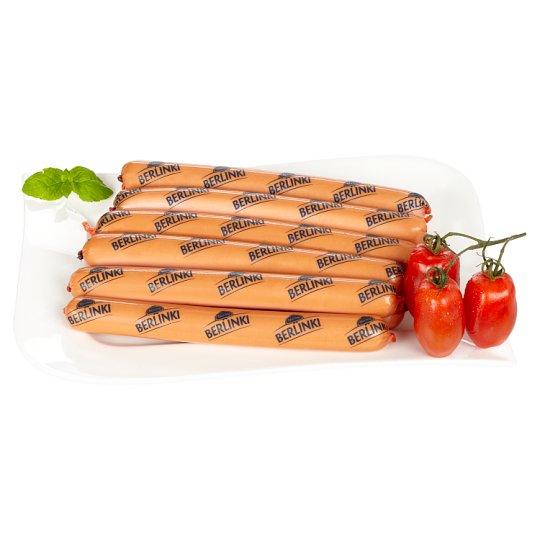 Morliny Berlinki Classic Thin Sausages