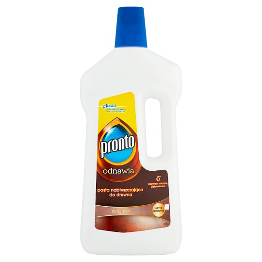 Pronto Original Gloss Paste for Wood 750 ml
