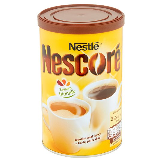 Nescoré Instant Coffee with Oligofructose and Chicory 260 g