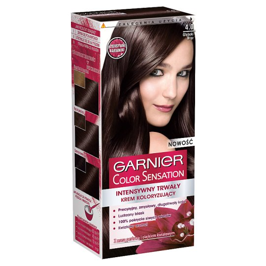 Garnier Color Sensation 4.0 Deep Brown Colouring Cream