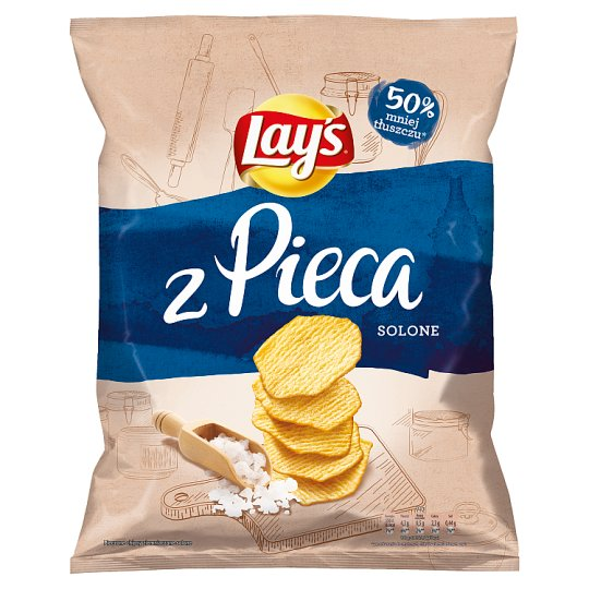 Lay's z Pieca Salted Baked Potato Crisps 200 g