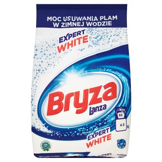 Bryza Lanza Expert White Washing Powder for White Fabrics 4.5 kg (60 Washes)