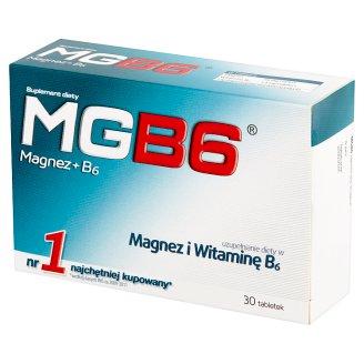 MGB6 Suplement diety 30 sztuk