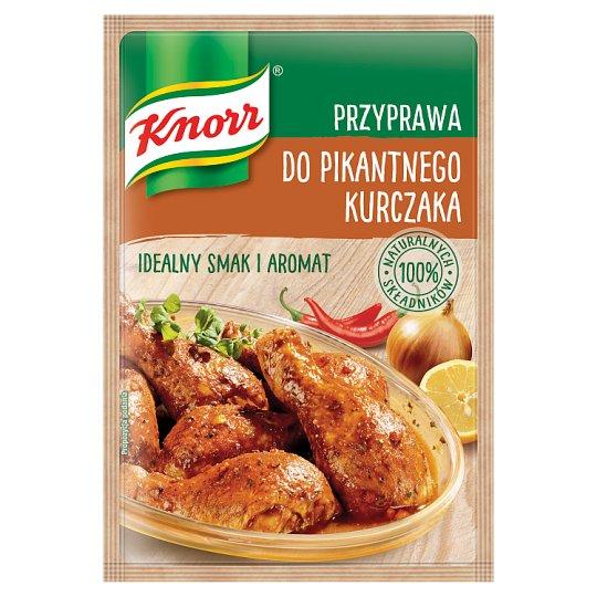 Knorr Przyprawa do pikantnego kurczaka 23 g