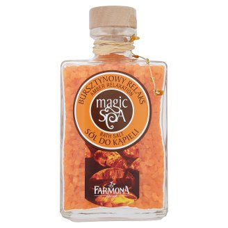 Farmona Magic SPA Bursztynowy Relaks Sól do kąpieli 570 g
