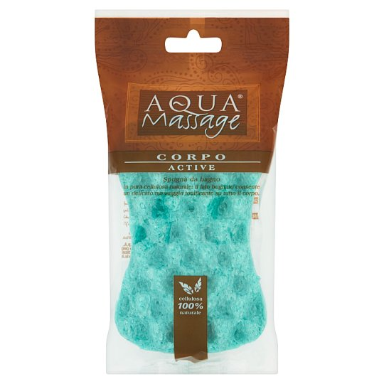 Aqua Massage Corpo Active Gąbka kąpielowa