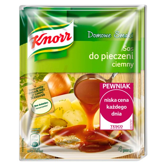 Knorr Domowe Smaki Dark Sauce for Roast 29 g