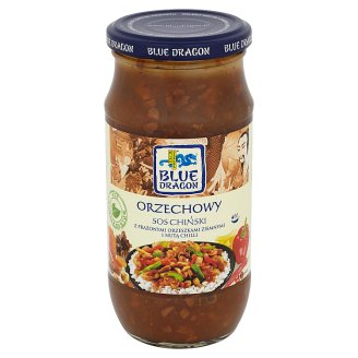 Blue Dragon Nutty Chinese Sauce 415 g