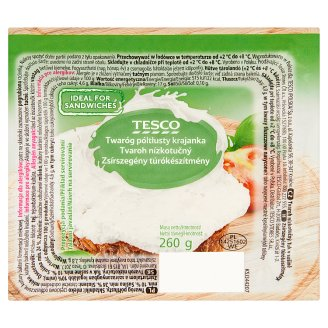 Tesco Half-fat Cottage Cheese 260 g