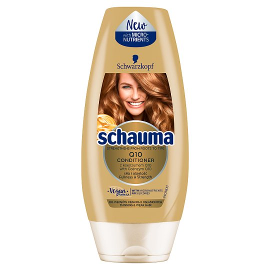 Schauma Q10 Structure Conditioner 200 ml
