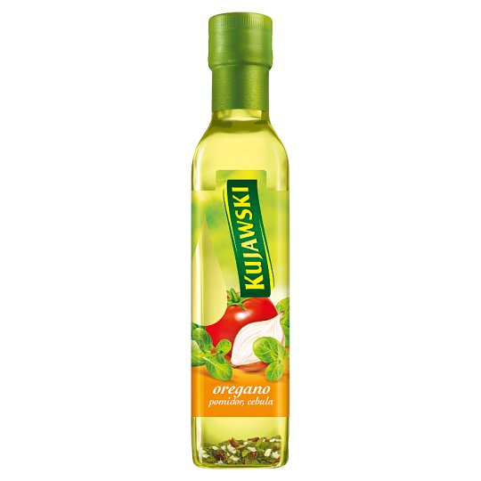 Kujawski Oregano Tomato Onion Rapeseed Oil 250 ml
