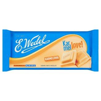 E. Wedel Karmellove! Czekolada karmelowa 90 g