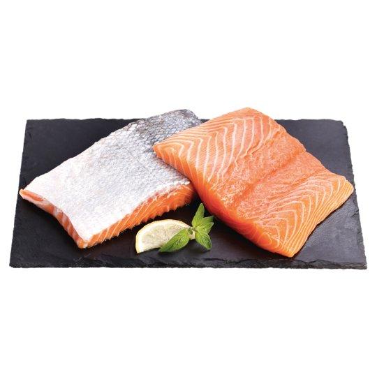 Extra Norwegian Salmon Fillet Skin On