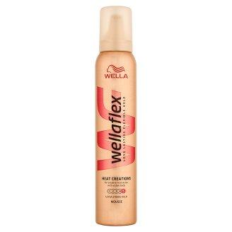 Wella Wellaflex Heat Creations Ultra Strong Hold Pianka do włosów 200 ml