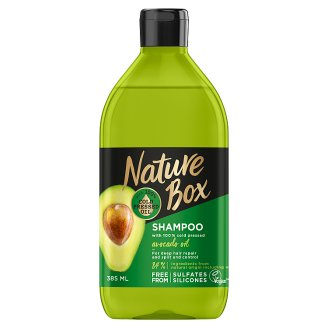 Nature Box Shampoo with Avocado Oil 385 ml