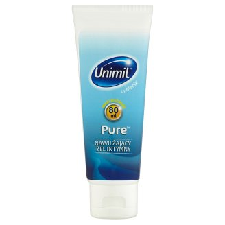 Unimil Pure Moisturizing Intimate Gel 80 ml