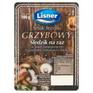 Lisner Smak Sezonu Mushroom Herring Fillets in Cream Sauce with Mushrooms and Fried Onion 100 g