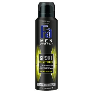 Fa Men Sport Energy Boost Anti-perspirant 150 ml