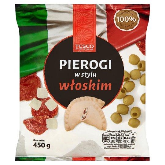 Tesco Pierogi w stylu włoskim 450 g