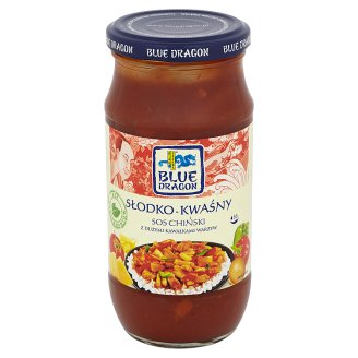 Blue Dragon Sweet-Sour Chinese Sauce 435 g